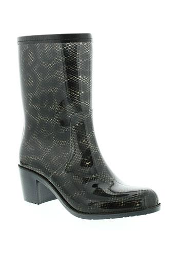 kelara chaussures femme de couleur noir