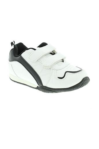 airplay baskets fille de couleur blanc