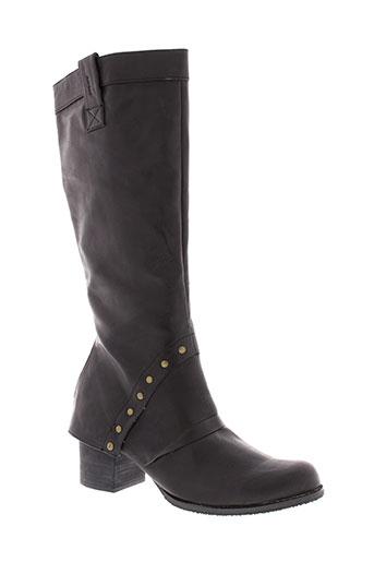 sprox bottes femme de couleur noir