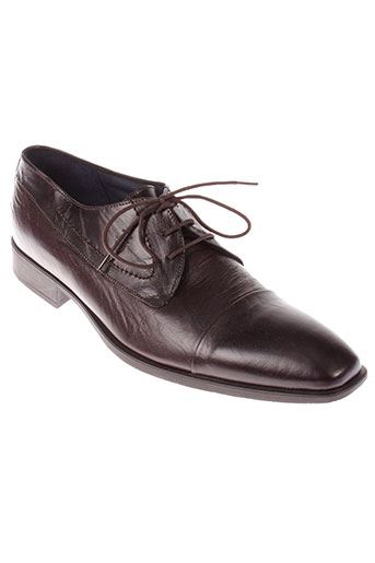 edito derby homme de couleur marron