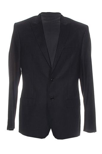 Veste casual noir DOLCE & GABBANA pour homme