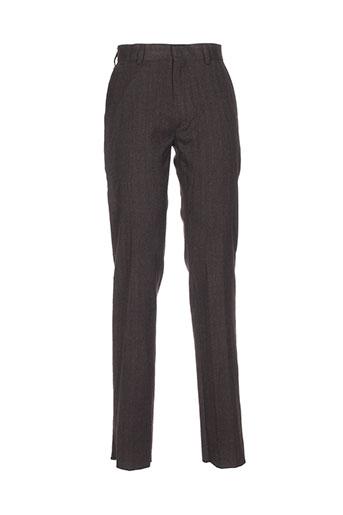 Pantalon chic marron C.P. COMPANY pour homme