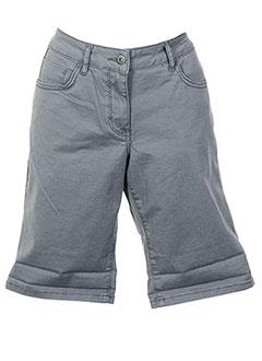 Produit-Shorts / Bermudas-Femme-SANDWICH