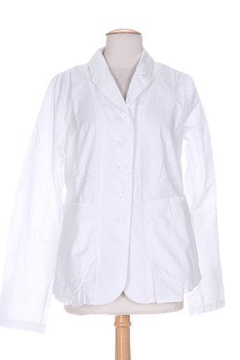 Veste chic / Blazer blanc BLACK LABEL pour femme