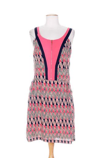 my collection robes femme de couleur rose
