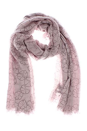 caroll foulards femme de couleur violet