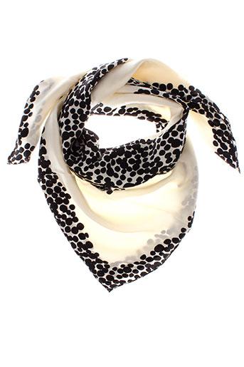 caroll accessoires femme de couleur blanc
