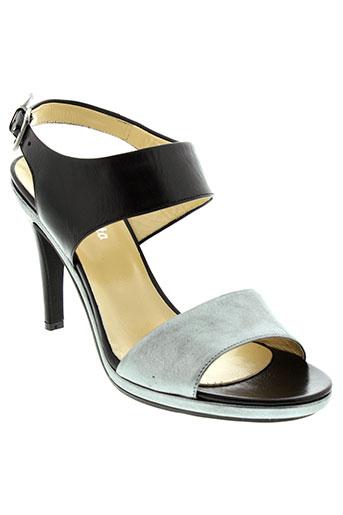 lola espeleta chaussures femme de couleur gris