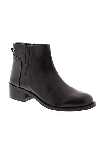 gioseppo boots femme de couleur noir