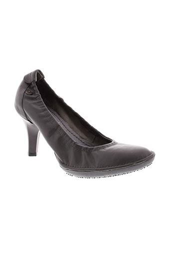 buggy chaussures femme de couleur gris