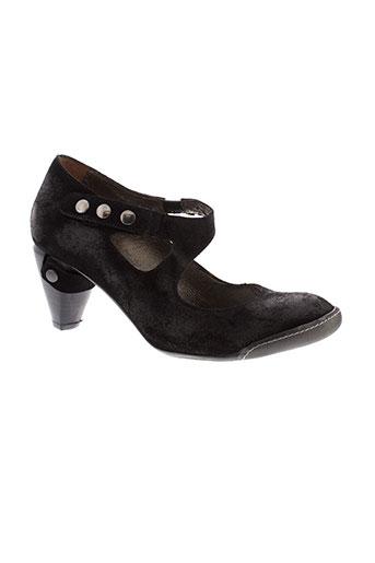 myma chaussures femme de couleur noir