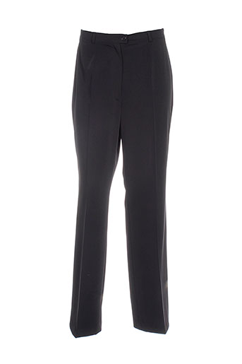 steilmann pantalons femme de couleur noir