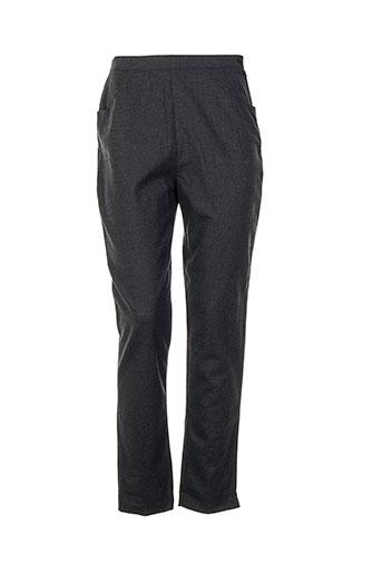 lola paradis pantalons femme de couleur gris