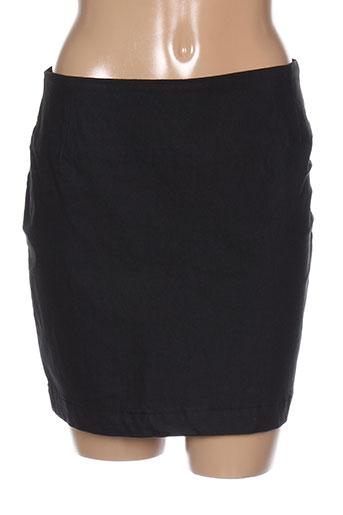 lola bonaventure jupes femme de couleur noir