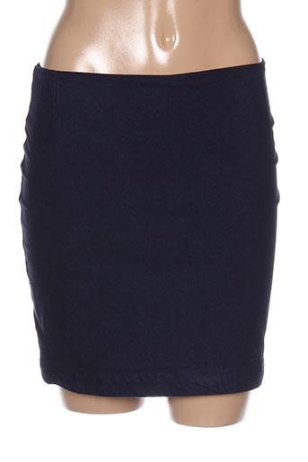 lola bonaventure jupes femme de couleur bleu