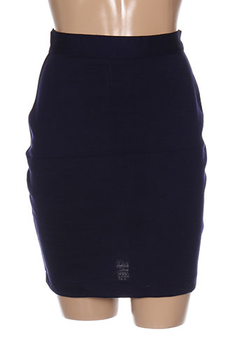 abaya jupes femme de couleur bleu