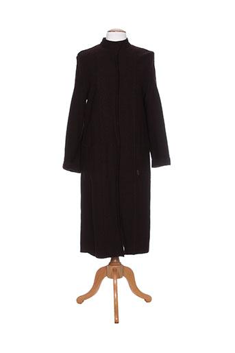 diplodocus manteaux femme de couleur marron