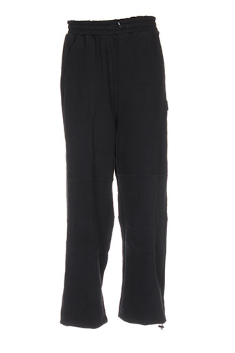 bullrot pantalons homme de couleur noir