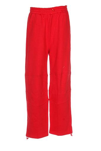 bullrot pantalons homme de couleur rouge