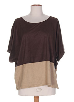 Produit-T-shirts / Tops-Femme-LENNY B
