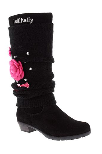 lelli kelly chaussures fille de couleur noir