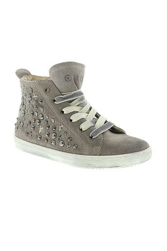 ciao junior chaussures fille de couleur beige