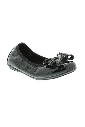 ciao junior chaussures fille de couleur noir