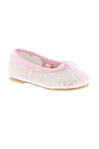 bloch chaussures fille de couleur rose
