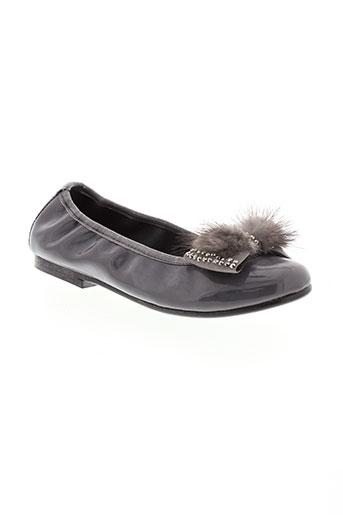 oca-loca chaussures fille de couleur gris