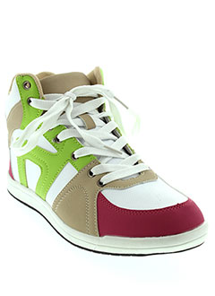 Chaussures Ideal Shoes grises fille 34Y1i4jf