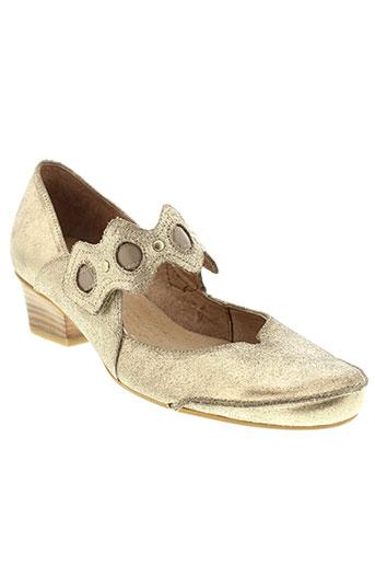 fugitive by francesco rossi chaussures femme de couleur beige