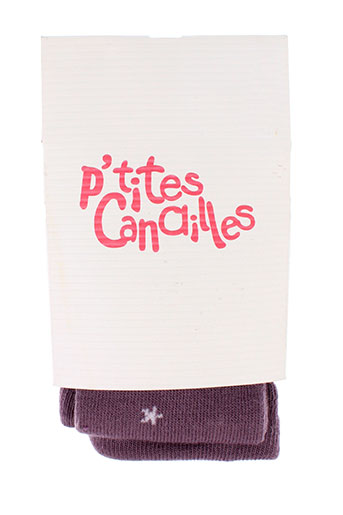 p'tites canailles accessoires fille de couleur violet