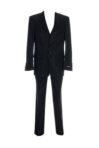 emmanuelle khanh costumes homme de couleur noir