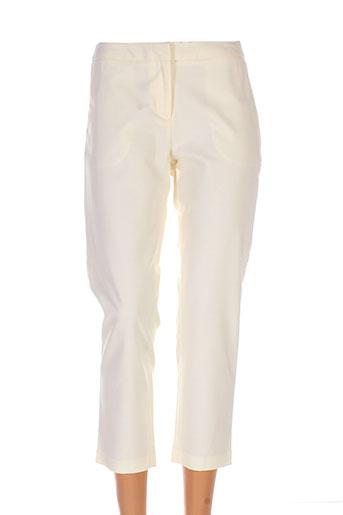 mexx pantacourts femme de couleur beige