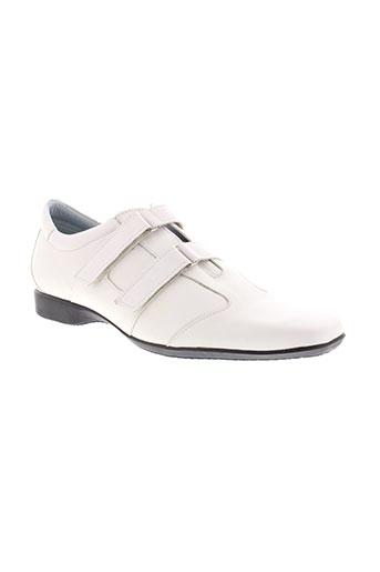 we do chaussures homme de couleur blanc