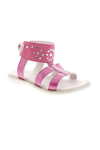 ciao et bimbi sandales et nu et pieds fille de couleur rose