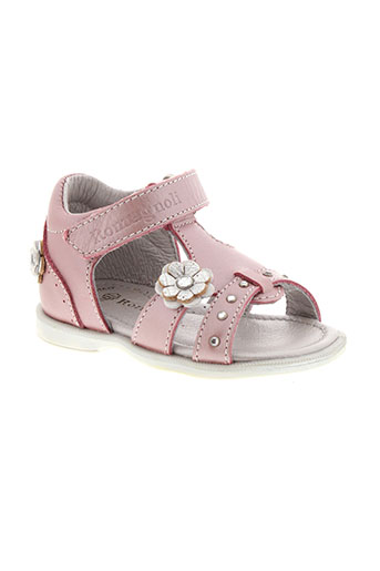 romagnoli chaussures fille de couleur rose