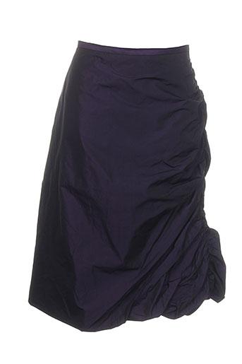 mark jupes femme de couleur violet