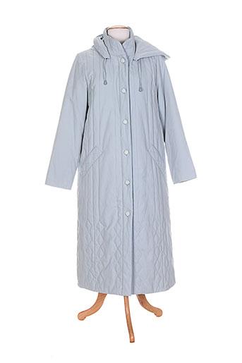 arielle manteaux femme de couleur gris