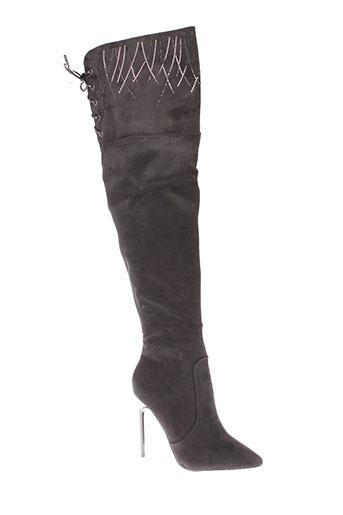 beauty girl's chaussures femme de couleur noir