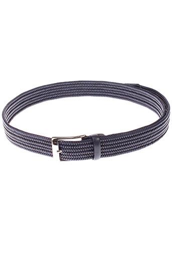 bruno et saint et hilaire ceintures homme de couleur bleu