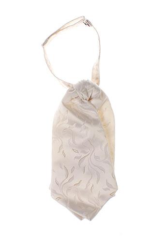 grege creation accessoires homme de couleur blanc