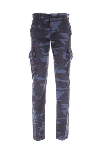kaporal pantalons et decontractes homme de couleur bleu