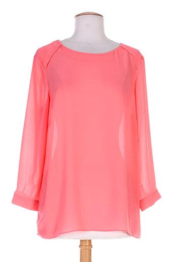 kocca chemises femme de couleur orange