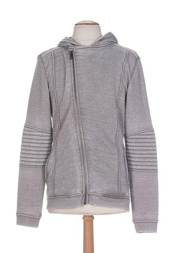 japan et rags vestes homme de couleur gris