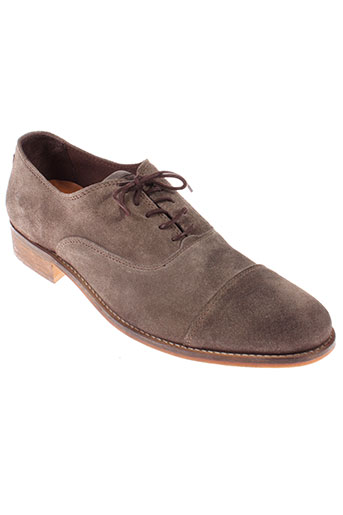 jack et jones derby homme de couleur marron
