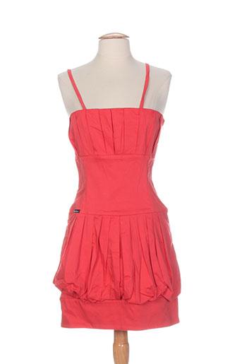cheshire robes femme de couleur rouge
