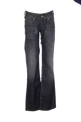 levis jeans femme de couleur bleu