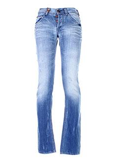 49c34a139990d2 Jeans SIXTY SEVEN homme en soldes pas cher - Modz
