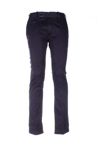 diesel pantalons homme de couleur noir